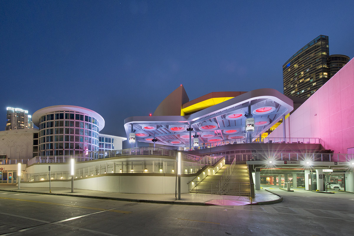 MIF Architectural Photography of the American Airlines ...