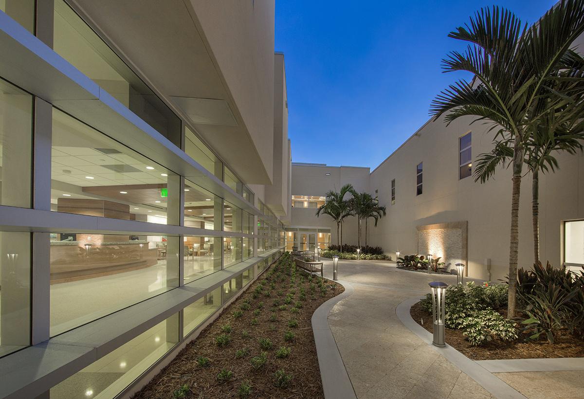 Miami in focus photo gallery of the boca raton regional - Interior design services boca raton ...